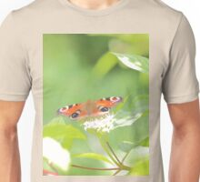 Peacock Butterfly Unisex T-Shirt