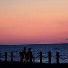 Serenity Sunset by rasnidreamer