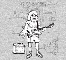 Dad-Rock by Kirk Shelton