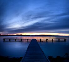 Pier at Millers Bay by Jigsawman