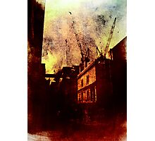 If You're Not Careful (This City Will Devour You) Photographic Print