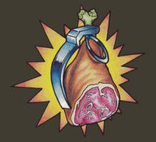 Ham Grenade by Brad Cain