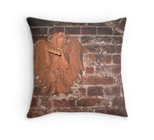 Angel of the Wine Throw Pillow