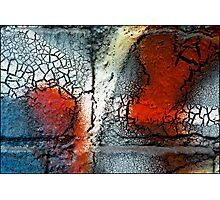 Street Abstract Art 05 Photographic Print