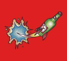 Bottle Rocket by Brad Cain