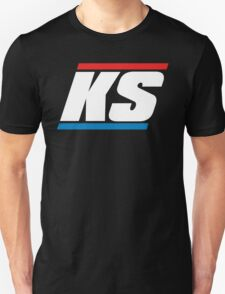 KS Red & Blue T-Shirt