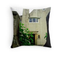 The Hill House Throw Pillow