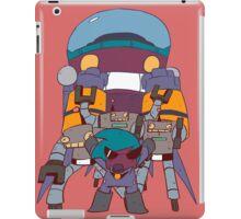ROBOT RAMPAGE iPad Case/Skin