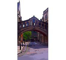 Oxford Bridge of Sighs Photographic Print