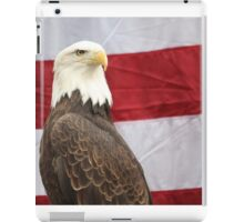 Patriot the American Bald Eagle iPad Case/Skin