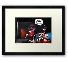 Bad Company Framed Print