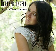 The Chronicles Front Cover by Caroline Angell
