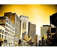 Winnipeg Photographic Print