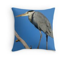New Pearch Throw Pillow