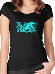 Griffin Gargoyle Women's Fitted Scoop T-Shirt