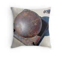 Humongous Harbor Mooring!! Throw Pillow