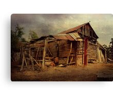 Shack #6 Canvas Print