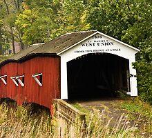 West Union Bridge by Tim Denny