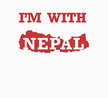I am with Nepal Unisex T-Shirt