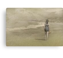 Summer Holidays Canvas Print