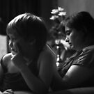 Mother & Son by elisabeth tainsh