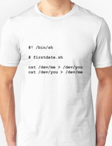 firstdate.sh T-Shirt