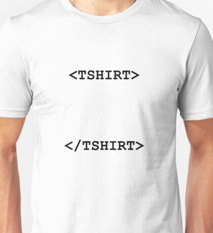 Tagged Unisex T-Shirt