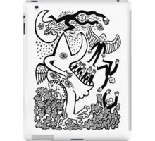 The land that I forgot iPad Case/Skin