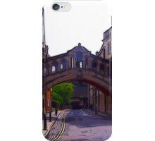 Oxford Bridge of Sighs iPhone Case/Skin