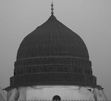 The Dome - Medina by MuhammadAtif