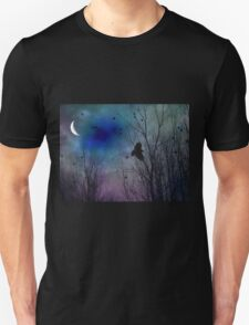Night Flight Of Crow T-Shirt