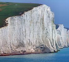 How High ! The Seven Sisters - HDR by Colin  Williams Photography