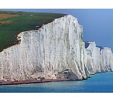 How High ! The Seven Sisters - HDR Photographic Print