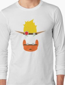 Jak & Daxter - Minimal Design Long Sleeve T-Shirt