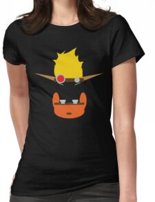 Jak & Daxter - Minimal Design Womens Fitted T-Shirt