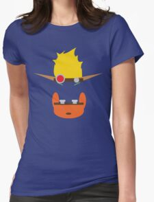 Jak & Daxter - Minimal Design Womens Fitted T-Shirt