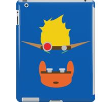 Jak & Daxter - Minimal Design iPad Case/Skin