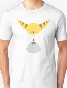 Ratchet & Clank - Minimal Design Unisex T-Shirt