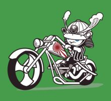 Born to Samurai Baby Tee