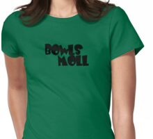 Bowls Moll Womens Fitted T-Shirt