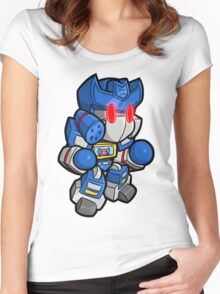 Lil S-Wave Women's Fitted Scoop T-Shirt