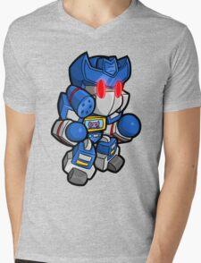 Lil S-Wave Mens V-Neck T-Shirt