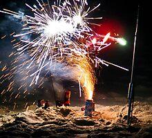 Explosions by Roxanne du Preez