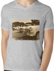 Classic FC Holden Cars Mens V-Neck T-Shirt