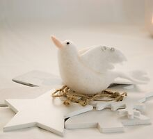 Christmas Nesting by Kristi Robertson