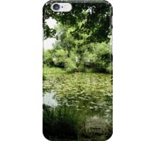 Secret Lagoon iPhone Case/Skin
