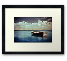 Dreamship Framed Print