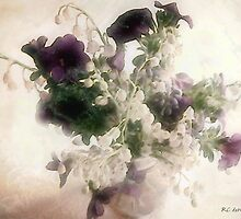 Victorian Spring Bouquet by RC deWinter