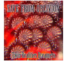 Save From Oblivion Photographic Print