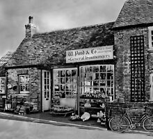 W. Pond Ironmongers by Catherine Hamilton-Veal  ©